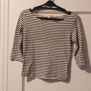 Urban out fitters striped  T-shirt small